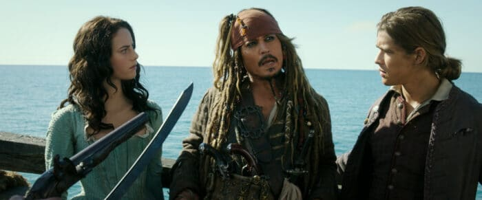 Talk Like A Pirate with Pirates of the Caribbean: Dead Men Tell No Tales on Digital HD