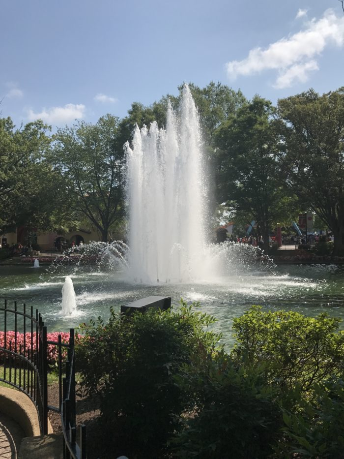 Kings Dominion: An All New Blast From The Past - As The Bunny Hops®