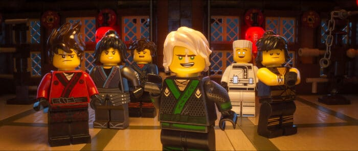 Get ready for a weekend full of LEGO NINJAGO Movie-inspired fun!