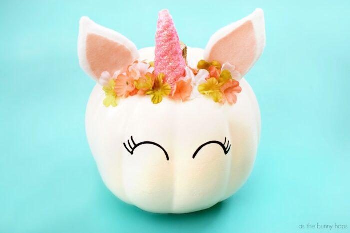 Make Magical Unicorn Pumpkins In Minutes!