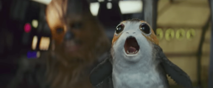 The Last Jedi Trailer: In GIFs!