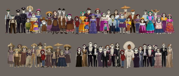 You'll be amazed at everything it took to bring the skeletons to life in Pixar's Coco!