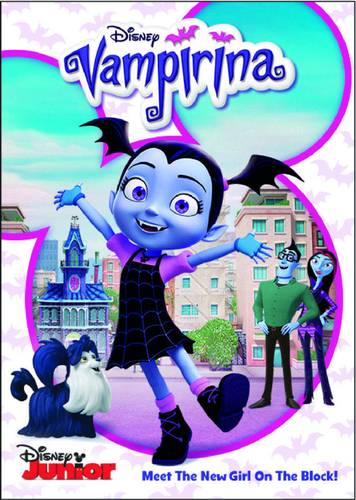 With Halloween Around The Corner, Itu0027s The Perfect Time To Enjoy The  Family Friendly Adventures Of Disney Junioru0027s Vampirina! The New DVD Is  Avaiable Today!