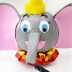 Disney's Dumbo Pumpkin