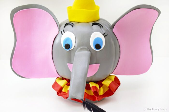 Disney's Dumbo Pumpkin