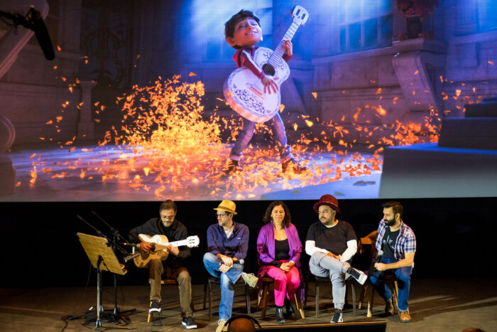 Behind the Music of Pixar's Coco