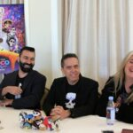 Lee Unkrich, Adrian Molina and Darla K. Anderson Discuss Pixar's Coco