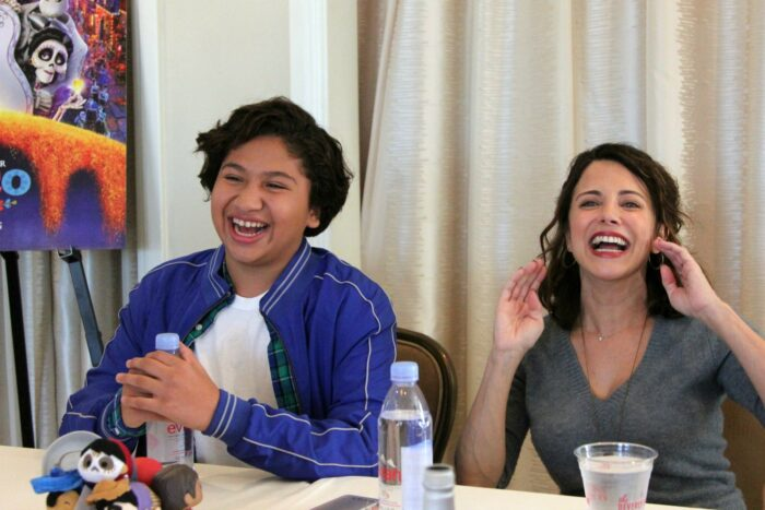 Anthony Gonzalez and Alanna Ubach Talk (And Sing!) About Pixar's Coco