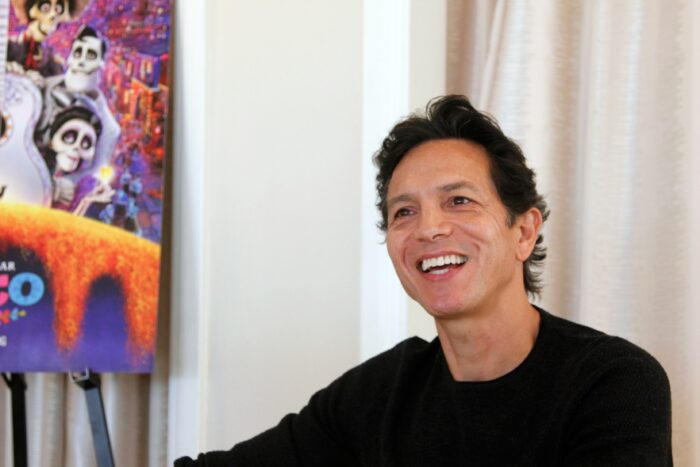 Talking About Family, Culture And His New Movie Coco With Benjamin Bratt