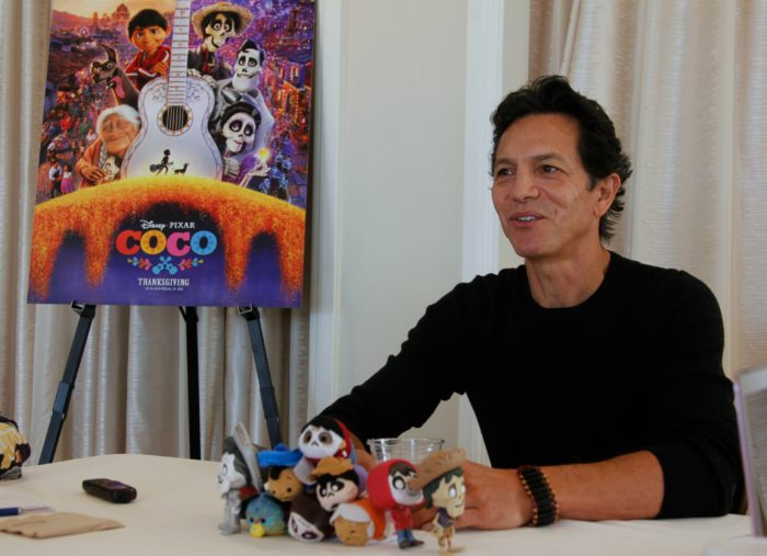 Find out how Benjamin Bratt would like to be remembered and more in his exclusive #PixarCocoEvent interview!