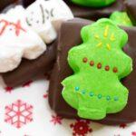 Christmas Marshmallow PEEPS S'mores Bars