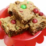 Sweet and Salty Candy Cookie Bars and Candy Bark