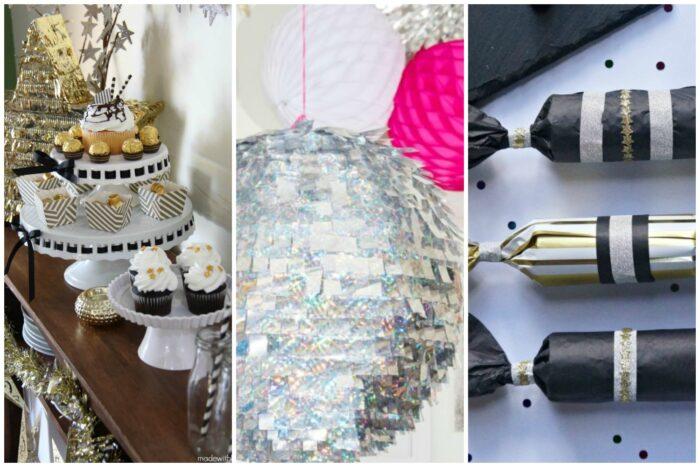 New Year's Eve DIY Ideas