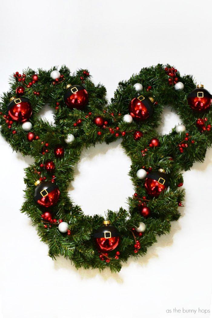 Inexpensive Christmas Garland
