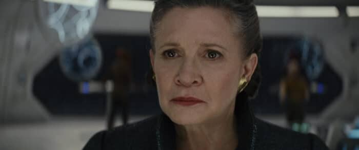 The Women Of The Last Jedi Discuss The Enduring Legacy Of Carrie Fisher