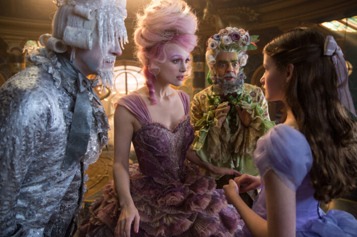 First Look: The Nutcracker and The Four Realms
