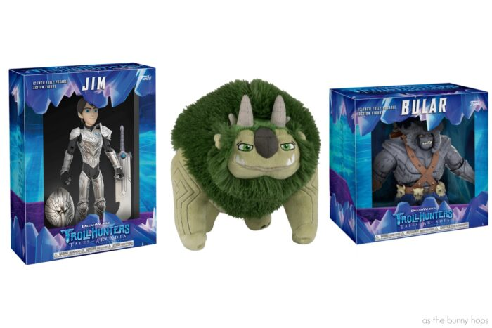 Win A Trollhunters Prize Package!