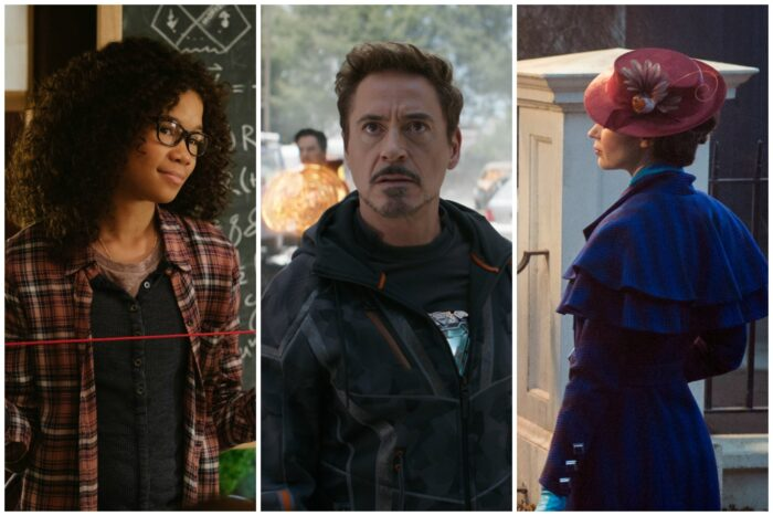 What's Coming From Walt Disney Studios, Marvel Studios and Lucasfilm in 2018?