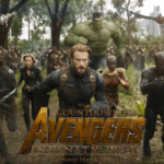 Countdown to Infinity War: The Movie A Week Refresher Schedule
