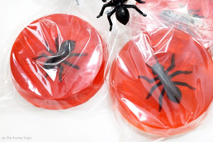 You can make Marvel-themed Ant-Man soap in just minutes. They make a gift or party favor! Get the full supply list and DIY instructions at As The Bunny Hops!