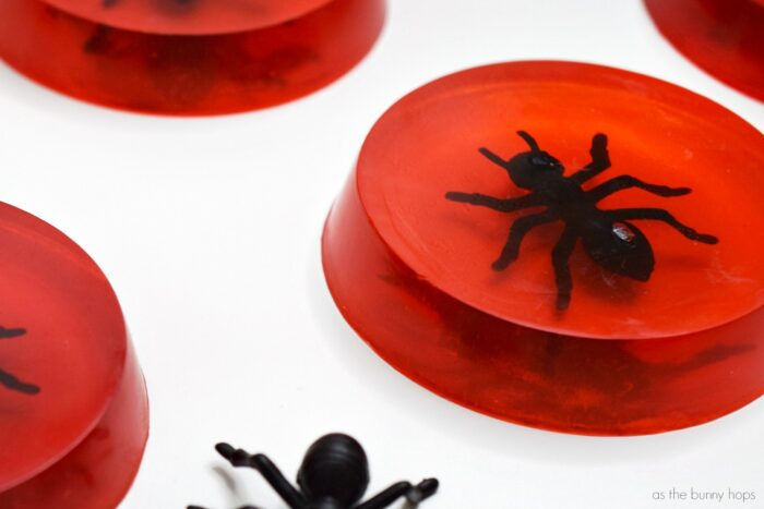 Make Your Own Ant-Man Soap