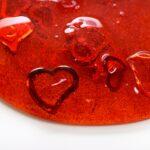 Two Ways To Make Valentine Slime