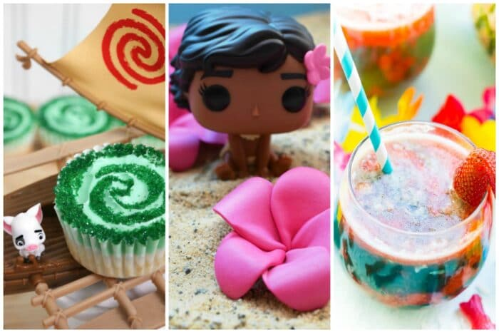 Visit My Roundup Of Adorable Moana Birthday Party Ideas