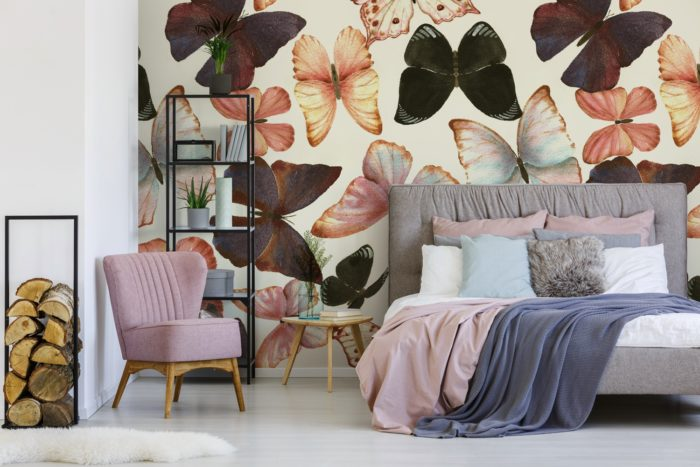 Made To Measure Wall Murals As The Bunny Hops