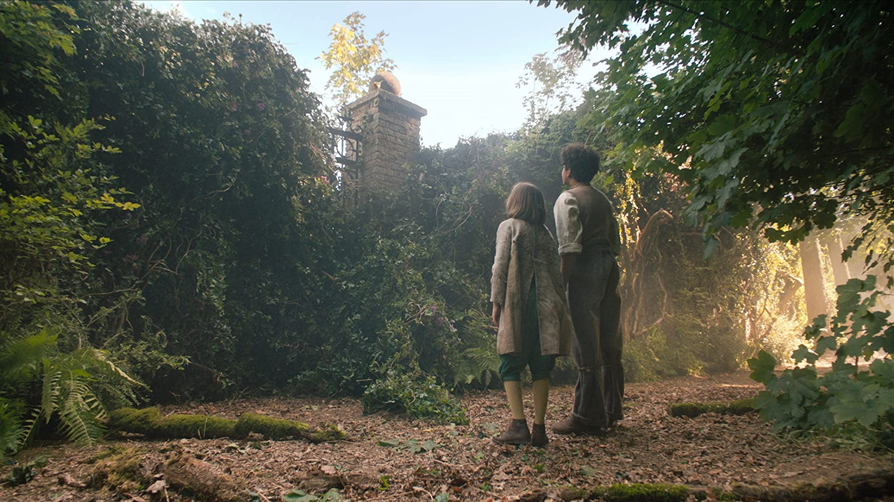 The Secret Garden Movie Review A Different And Darker Version Of The Classic Story As The Bunny Hops